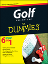Golf All-in-One For Dummies (eBook)