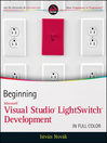 Beginning Microsoft Visual Studio LightSwitch Development (eBook)