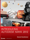 Introducing Autodesk Maya 2012 (eBook)