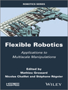 Flexible Robotics (eBook): Applications to Multiscale Manipulations