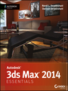 Autodesk 3ds Max 2014 Essentials (eBook): Autodesk Official Press