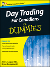 Day Trading For Canadians For Dummies (eBook)