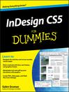 InDesign CS5 For Dummies (eBook)