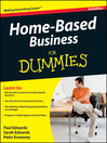 Home-Based Business For Dummies (eBook)
