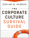 The Corporate Culture Survival Guide (eBook)