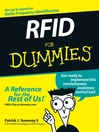 RFID For Dummies (eBook)