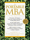The Portable MBA (eBook)