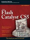 Flash Catalyst CS5 Bible (eBook)