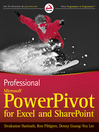 Professional Microsoft PowerPivot for Excel and SharePoint (eBook)