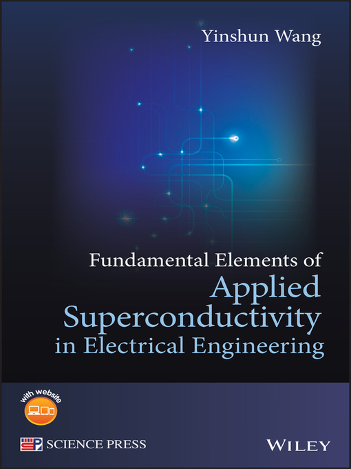 Fundamental Elements of Applied Superconductivity in Electrical Engineering (eBook)