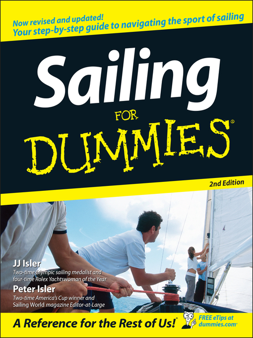 Sailing For Dummies (eBook)
