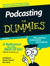 Podcasting For Dummies® (eBook)
