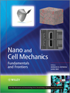 Nano and Cell Mechanics (eBook): Fundamentals and Frontiers
