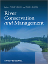 River Conservation and Management (eBook)