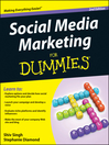 Social Media Marketing For Dummies (eBook)