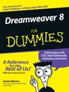Dreamweaver 8 For Dummies (eBook)