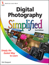 Digital Photography Simplified (eBook)