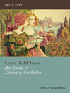 Once-Told Tales (eBook): An Essay in Literary Aesthetics