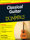 Classical Guitar For Dummies (eBook)