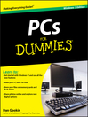 PCs For Dummies (eBook)