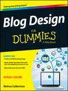 Blog Design For Dummies (eBook)