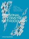 Personal Construct Methodology (eBook)