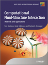 Computational Fluid-Structure Interaction (eBook): Methods and Applications