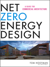 Net Zero Energy Design (eBook): A Guide for Commercial Architecture