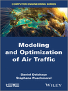 Modeling and Optimization of Air Traffic (eBook)