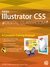 Illustrator CS5 Digital Classroom (eBook)