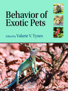 Behavior of Exotic Pets (eBook)
