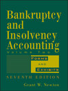 Bankruptcy and Insolvency Accounting, Forms and Exhibits (eBook)