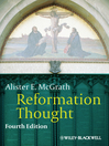 Reformation Thought (eBook): An Introduction