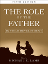 The Role of the Father in Child Development (eBook)