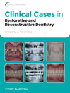 Clinical Cases in Restorative and Reconstructive Dentistry (eBook)