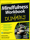 Mindfulness Workbook For Dummies (eBook)