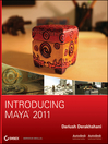 Introducing Maya 2011 (eBook)