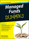 Managed Funds For Dummies (eBook)
