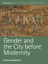 Gender and the City before Modernity (eBook)