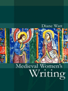 Medieval Women's Writing (eBook)