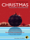 Christmas--Philosophy for Everyone (eBook): Better Than a Lump of Coal