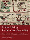 Historicising Gender and Sexuality (eBook)