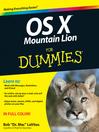 OS X Mountain Lion For Dummies (eBook)