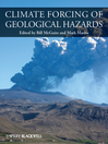 Climate Forcing of Geological Hazards (eBook)