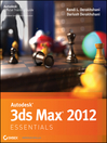 Autodesk 3ds Max 2012 Essentials (eBook)