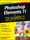 Photoshop Elements 11 For Dummies (eBook)
