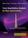 Trace Quantitative Analysis by Mass Spectrometry (eBook)
