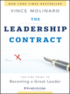 The Leadership Contract (eBook): The Fine Print to Becoming a Great Leader