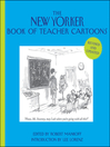 The New Yorker Book of Teacher Cartoons (eBook)