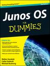 JUNOS OS For Dummies (eBook)